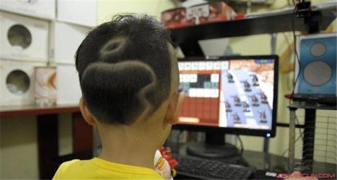 流行儿童发型