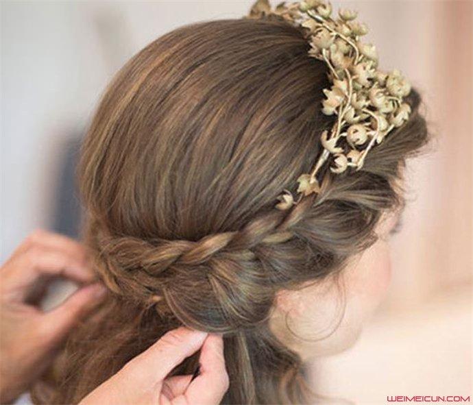 新娘发型有哪些
