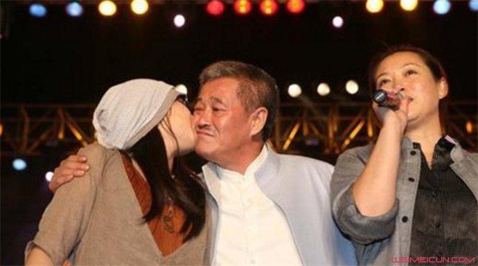 赵本山老婆马丽娟照片