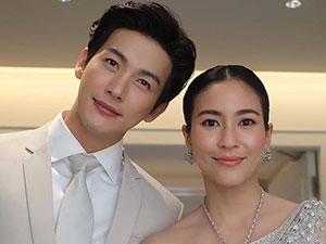 泰国男星push结婚 push老婆Jui资料及婚礼现场曝光