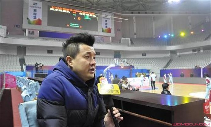 央视主持人杨健是同志怎么回事