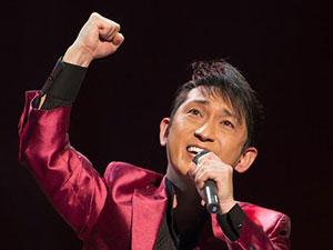 歌手演唱会后台吐血 福田广平演唱会后台吐