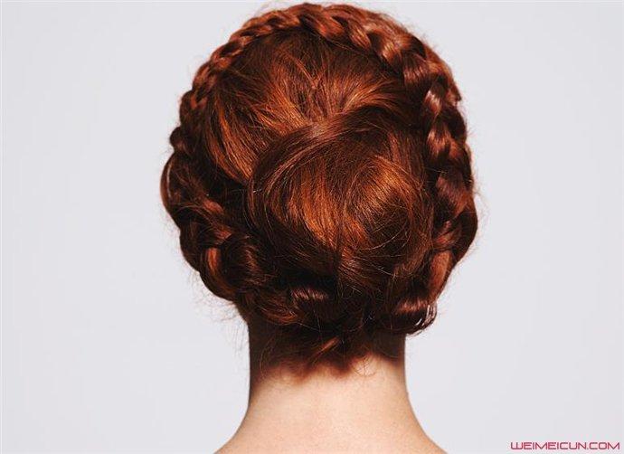 女生长头发发型有哪些扎法
