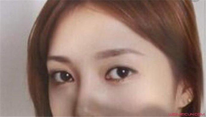 圆脸适合眉型有哪些