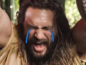海王经常在片场哭 海王扮演者杰森自曝落泪