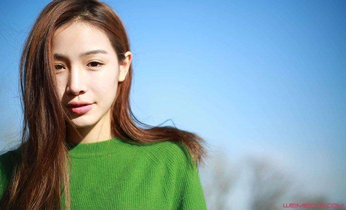 张南和杨颖长得好像