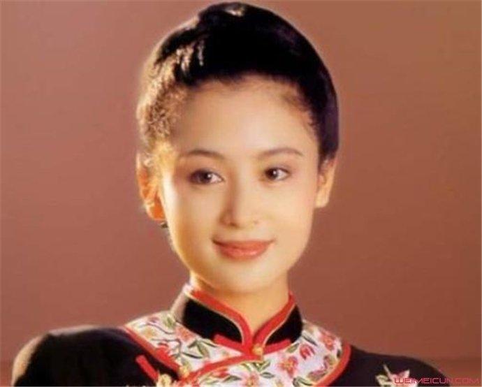 陈红年轻时候照片