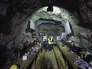 地下400米的咖啡馆 咖啡馆内景曝光为何能吸