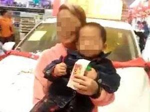男童抽奖抽到宝马怎么回事 2岁半男童抽到宝马是真的吗