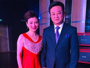 朱军妻子声援老公 被控性骚扰案件全程回顾