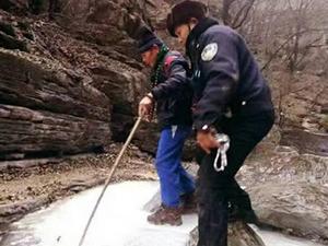 男子逃票被困雪山 详细情况曝光真是不幸中的大幸
