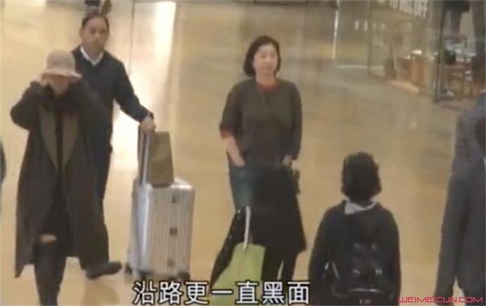林青霞母女吵架