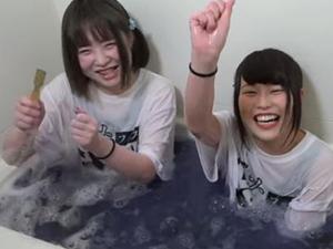 日本女团网上售卖洗澡水 具体详情曝光引来
