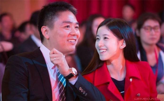 刘强东奶茶被爆离婚