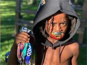 地球最快的男孩怎么回事 速度竟超越博尔特年仅七岁