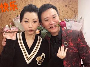 许晴恋情疑曝光 制作人王可然发文晒照意外泄露两人关系