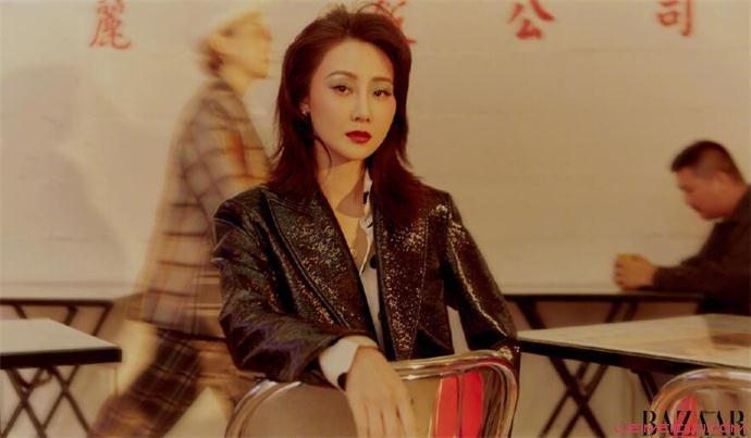 女演员林鹏什么来头
