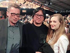 高晓松出席奥斯卡 现场照片及详情曝光他竟