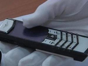 游客18.6万元手机丢了 揭天价手机真容及事