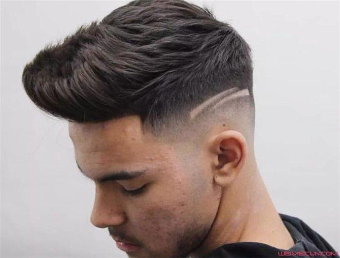 今年男士最潮短发发型