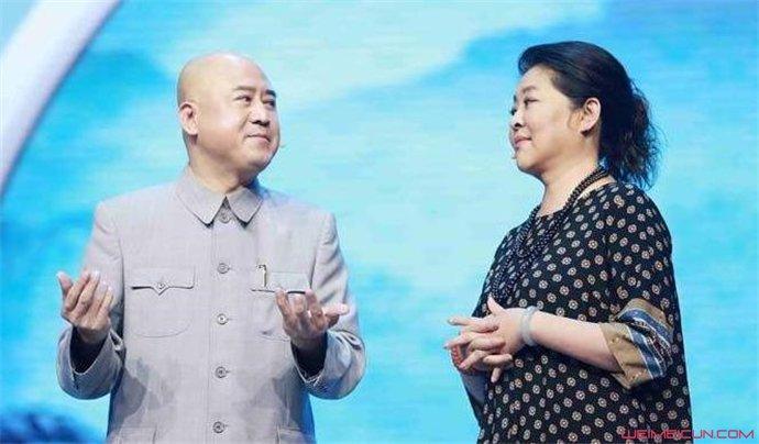 方清平和倪萍什么关系