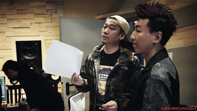 陈羽凡现在在哪里 现身录音棚疑录新歌复出详情揭露  第1张
