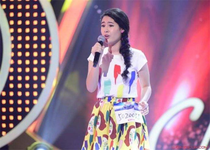 吴佳琳中国梦之声那期 吴佳琳为什么被淘汰  第1张