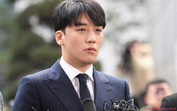 胜利涉嫌贪污6亿韩元 案件发酵罪名高达八项还一度狡辩  第1张