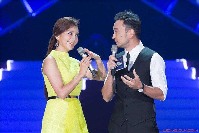朱迅在主持节目