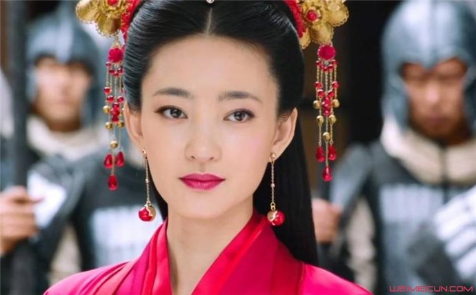 王丽坤演的妲己是什么电视 王丽坤演的妲己美艳动人超吸睛  第1张