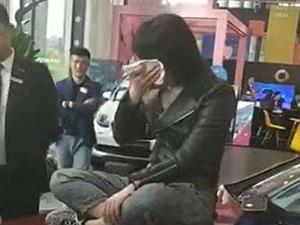 奔驰女车主回应炒作 王倩曝因奔驰事件引发种种压力