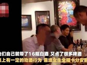刘强东案女主被劝酒19次真的吗 刘静尧疑屡
