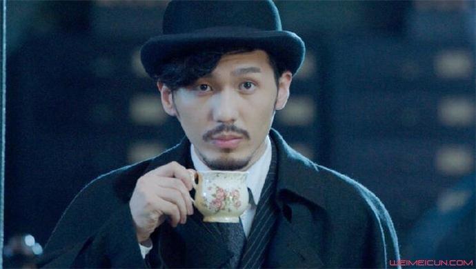 绅探罗非是什么人 罗非是谁演的结局和秦小曼一起了吗  第3张