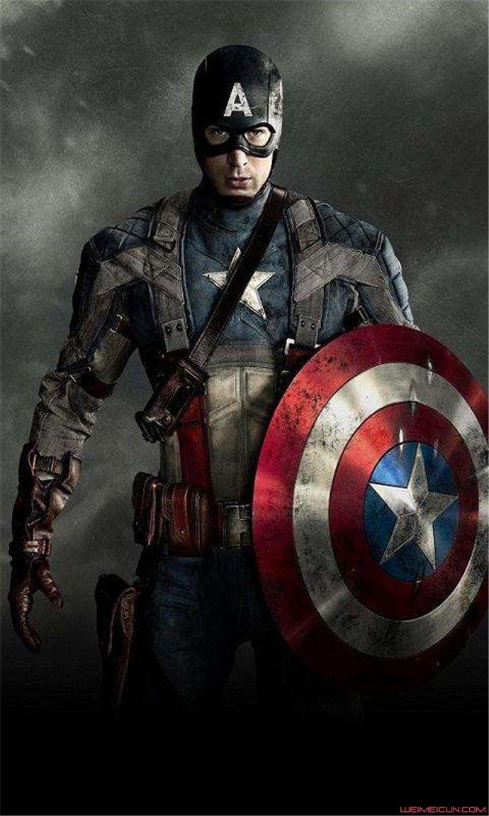 心怀家国的美国队长