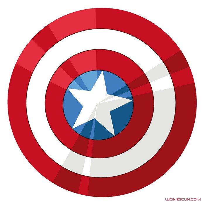 美国队长的盾牌