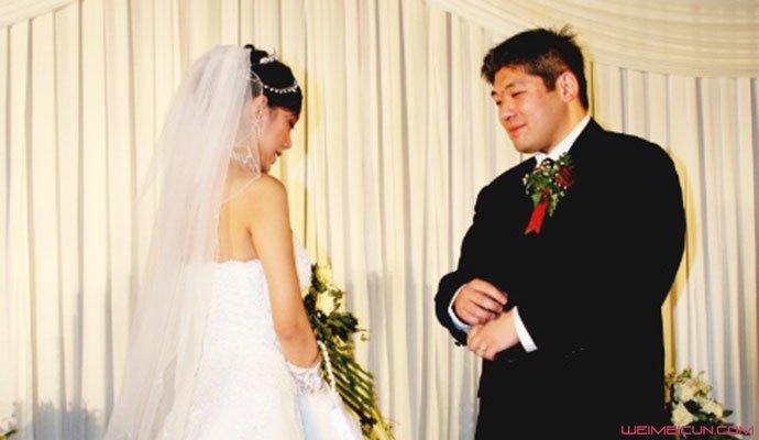 赵文琪结婚