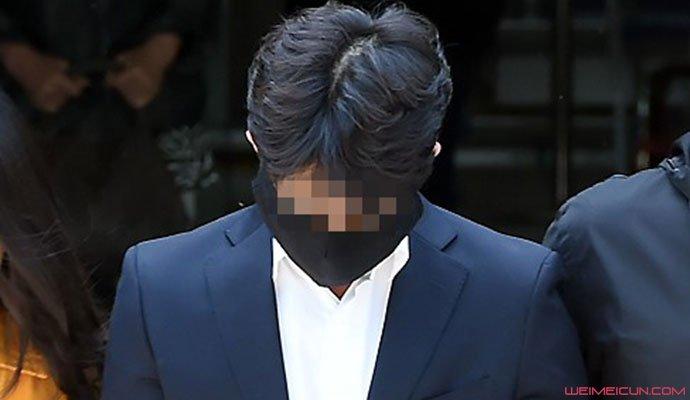 崔钟勋被拘留