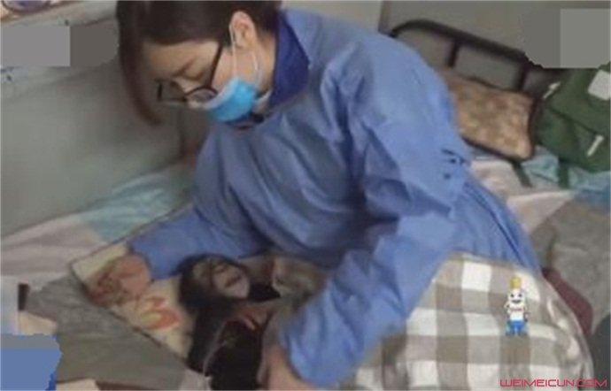 黑猩猩感冒拒吃药