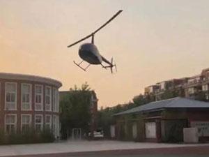 家长开直升机到校引争议 曝事情详情当事家长回应争议