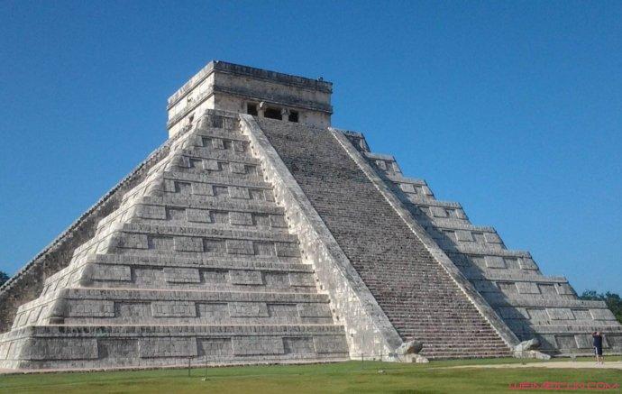 玛雅文明神秘消失之谜