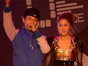 这就是街舞2高博个人资料 大魔王高博老婆黄晨是谁