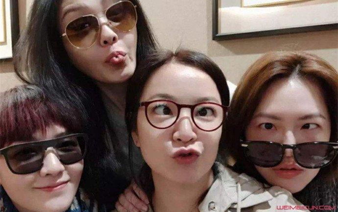范晓萱为什么一直戴墨镜