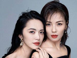 刘涛姚晨同框 两大女神同框比美谁更胜一筹