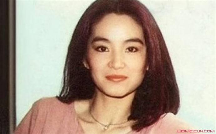 林青霞年轻时美照