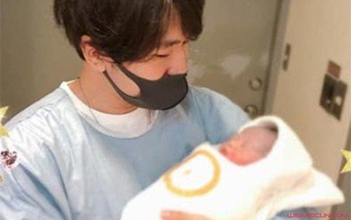 朱芯仪三胎产女