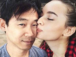 导演温子仁订婚 未婚妻英格丽·比苏资料及