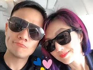 杨千嬅老公辟谣离婚 夫妻两人被传离婚起因