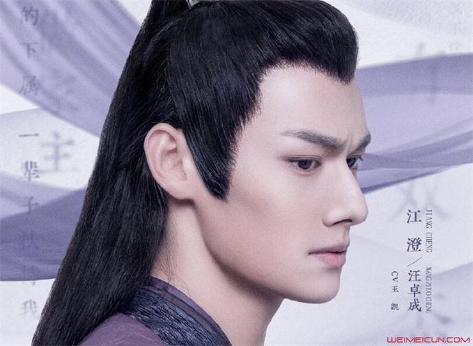 陈情令江澄扮演者是谁