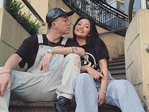JonyJ公布恋情 JonyJ资料及其与女友亲密照