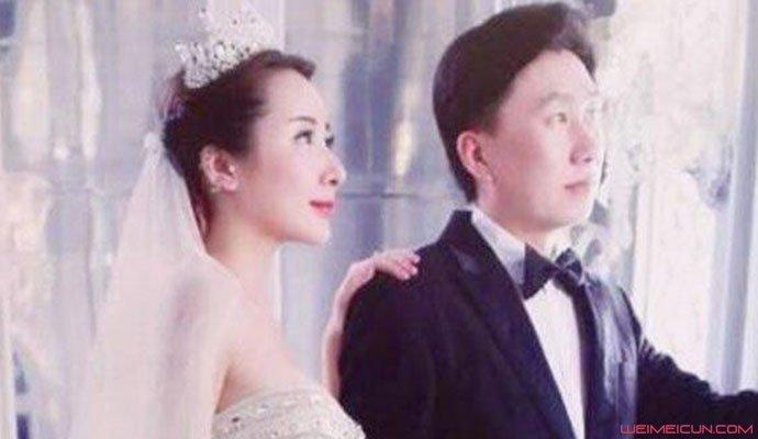 孟令宇尚媛媛婚礼照